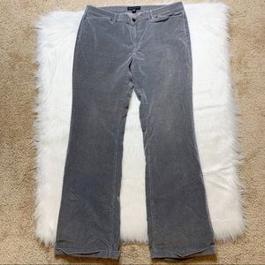 Banana Republic Corduroy Stretch Flair Pants